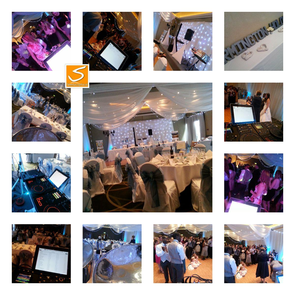 real weddings steelasophical steel band hire uk