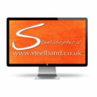 steelasophical steel band logo