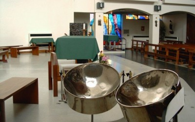 lasophical Gary Trotman steelpan