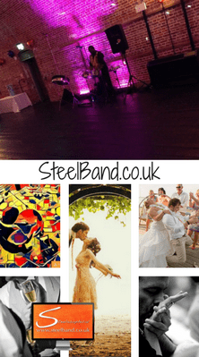 Steelasophical Steel Band Hire Gloucester UK