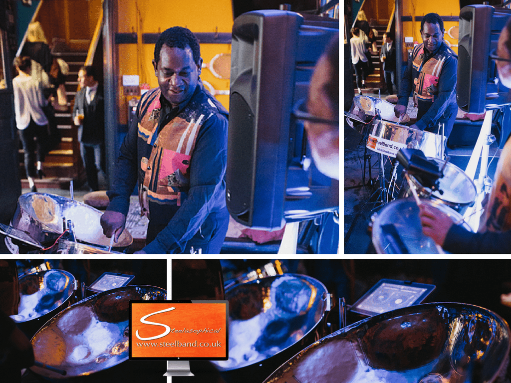 Caribbean Steel Pan Steel Drum Steel Band Gary Trotman 1