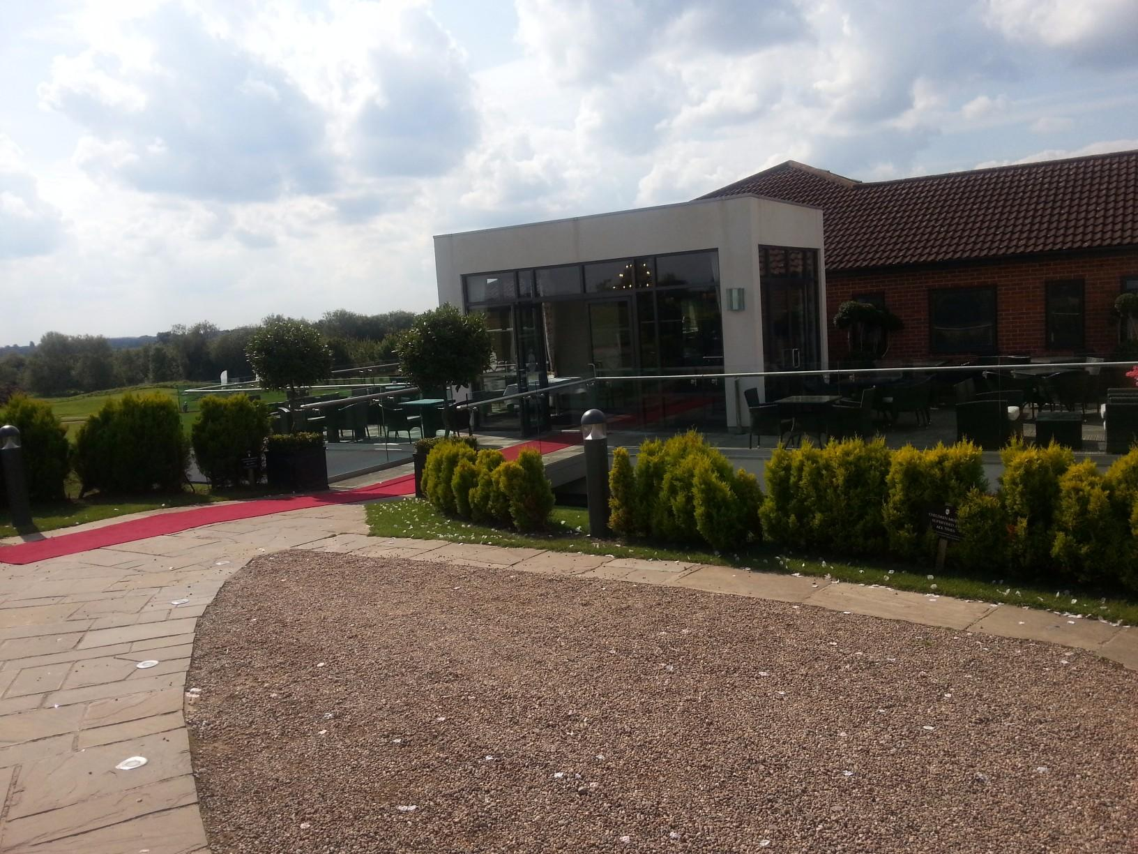 Nottinghamshire Golf Country Club Steelasophical SteelBand Dj Wedding