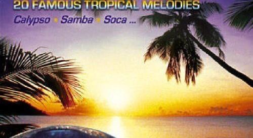 Steelasophical Caribbean steel drum cd02