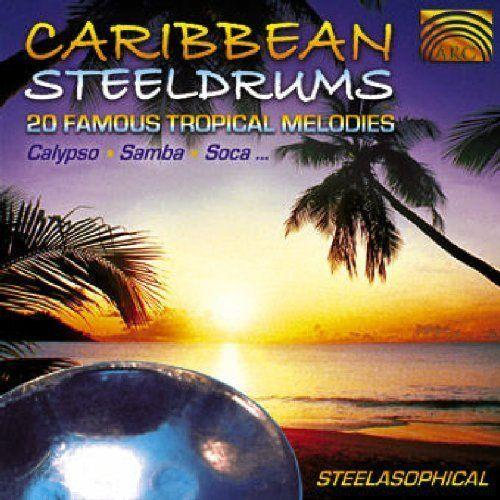 Steelasophical Caribbean steel drum cd02