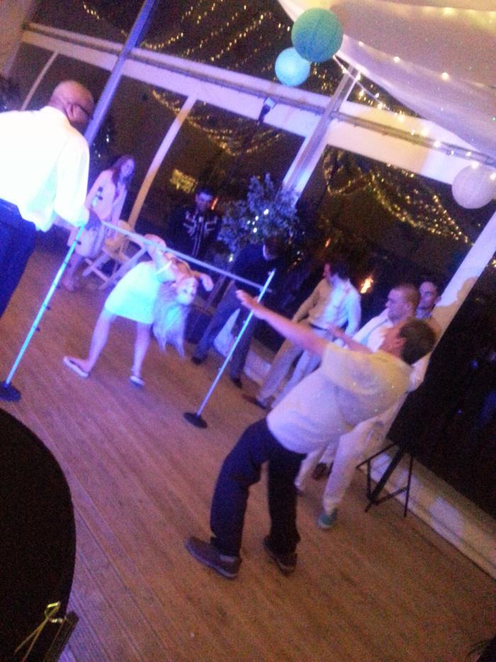 Professional Limbo Dancing Kit Steelasophical Steel BAnd Steelband Lusty Glaze