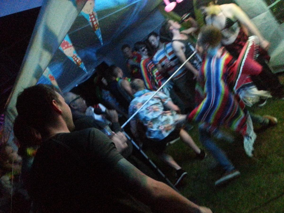 f Caribbean Dj Limbo Dance Steel band limbo by design Steelasophical steel band wwrtfewww