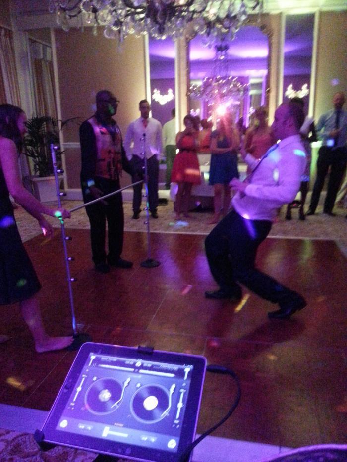 Steelasophical professional caribbean dj and limbo dance kit 5