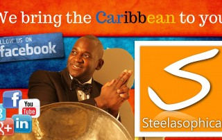 Steelasophical caribbean steelpan