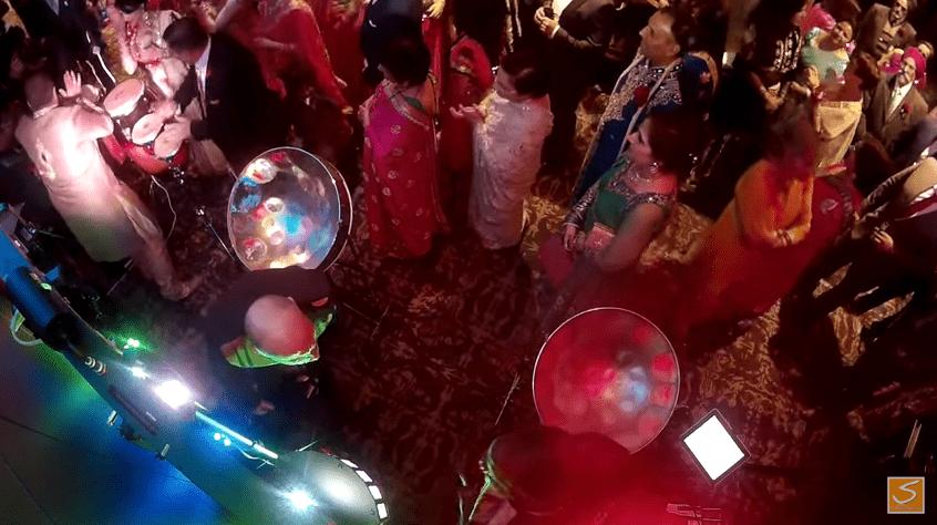 Indian Wedding Steelband Steelasophical