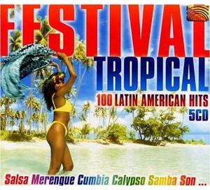 Tropical Festival 100 Latin American hits