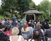 Hornsbury Mill Steelband wedding