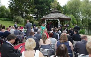 Hornsbury Mill Steelband wedding