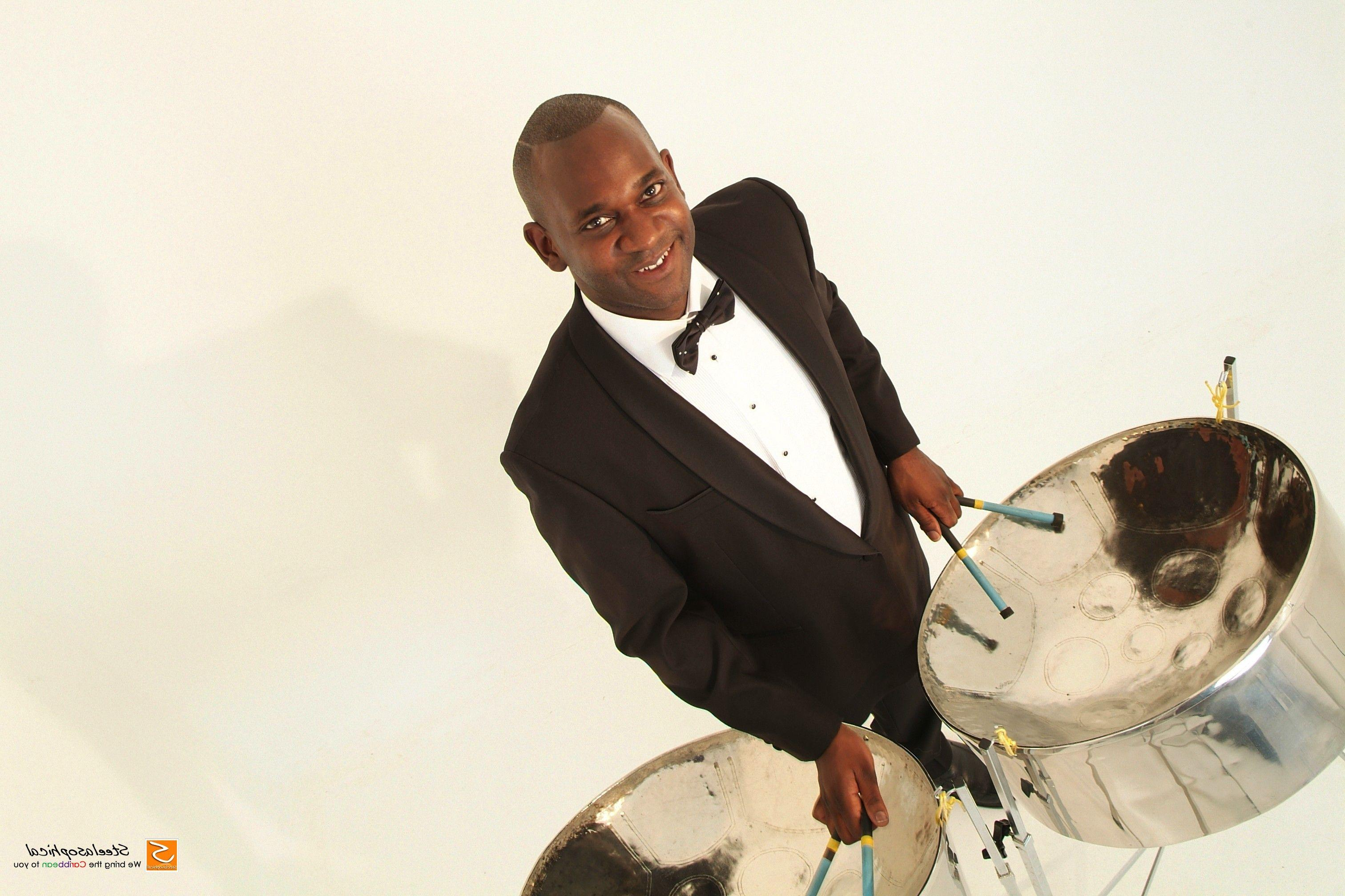 Gary Trotman steelasophical steelpan