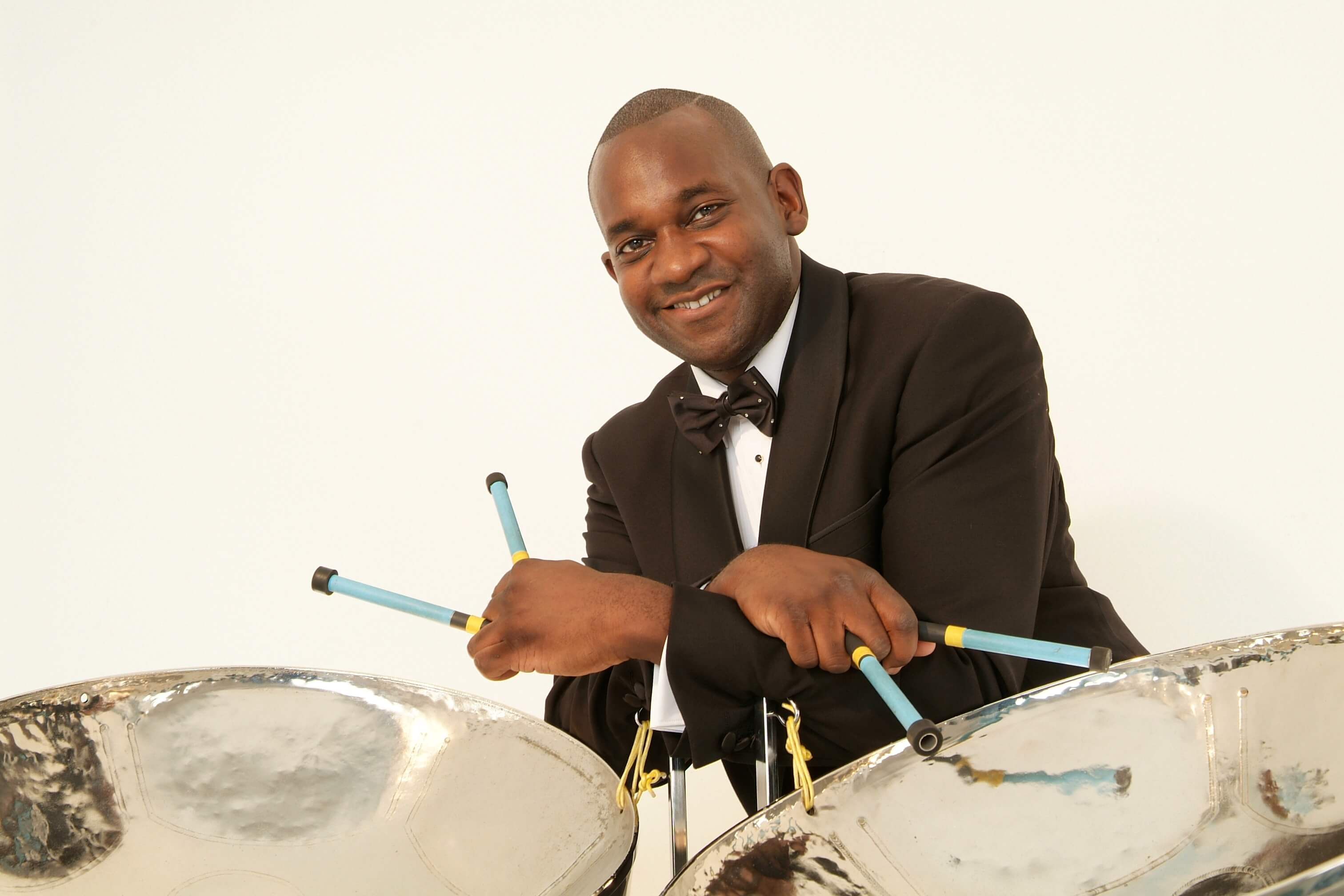 Gary Trotman Steelband Casino Royale 06