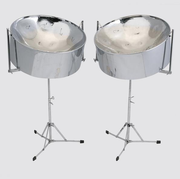 Steel Pan Double Tenor Double Seconds