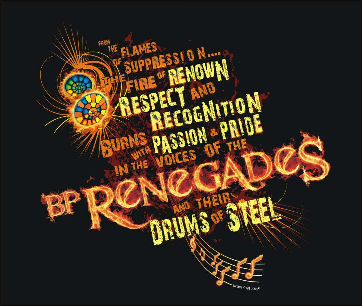 Renegades Steelband JIT