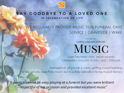 funeral steelband