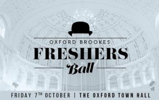 Steelasophical Oxford Brookes Freshers Ball