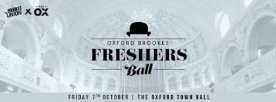 Steelasophical Oxford Brookes Freshers Ball