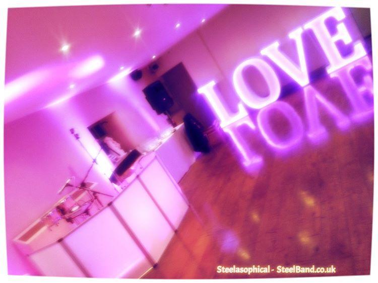 Wedding Day Entertainment London uk Steelasophical