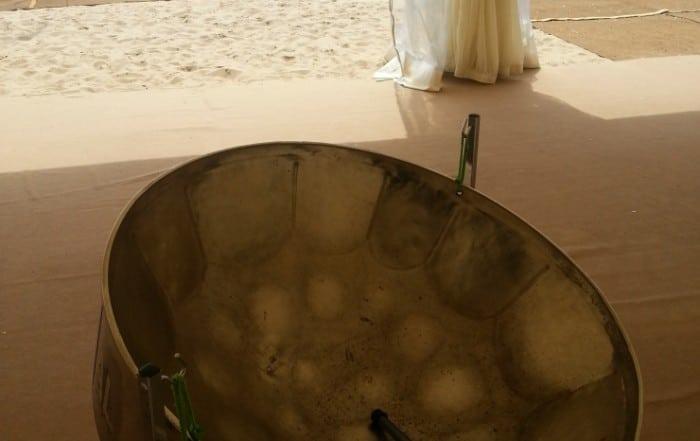 Beach Weddings Bournemouth Steelasophical Steelband