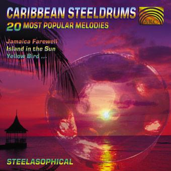 Steelasophical Steel Band CD 001a