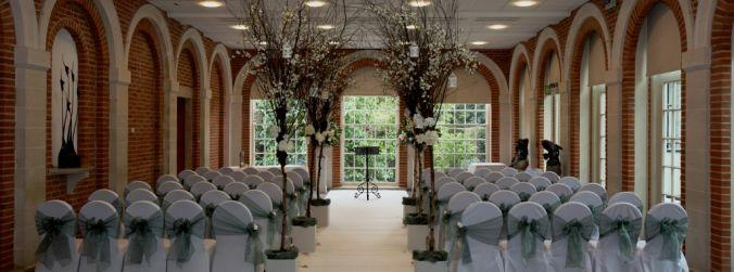 Great Fosters Wedding Steelasophical