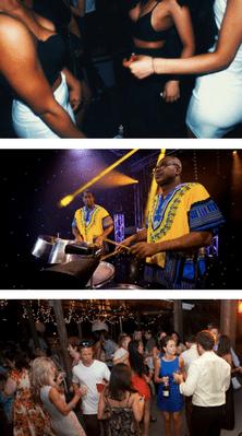 Caribbean Steel Pan Steel Drum Steelband