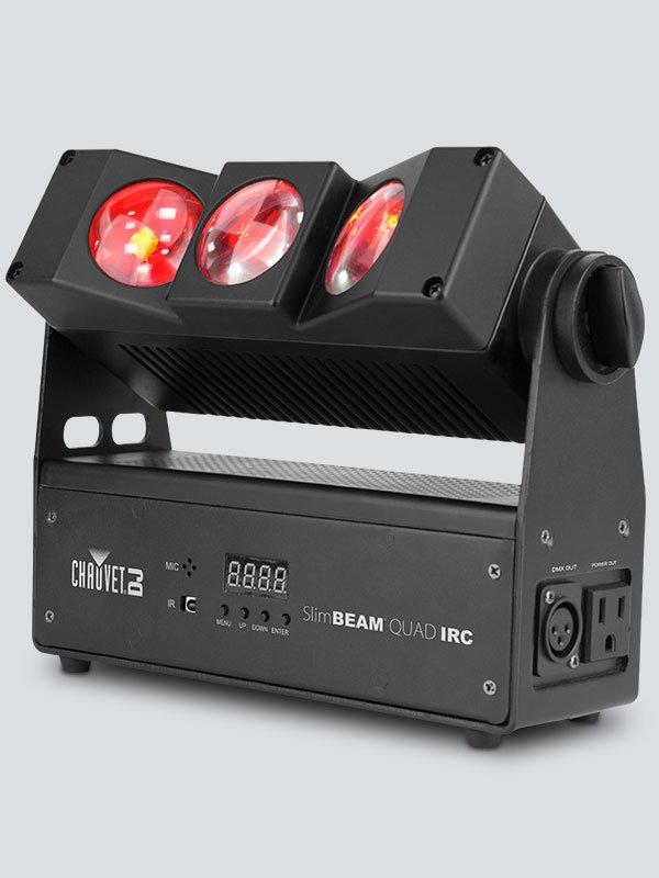 SlimBEAM Quad IRC Steelasophical Lighting