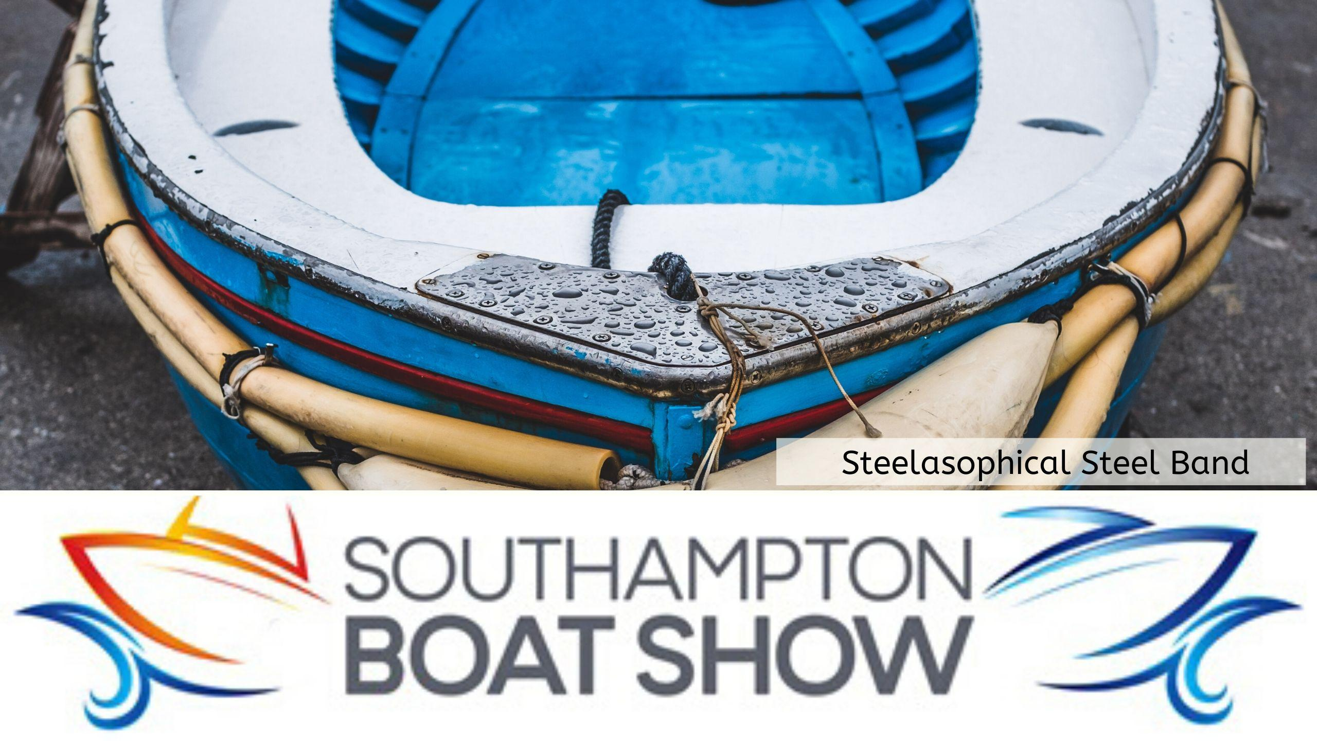 ddf00 Steelasophical Steel Band Soton Southampton Boat Show YachtMarket Yacht Market