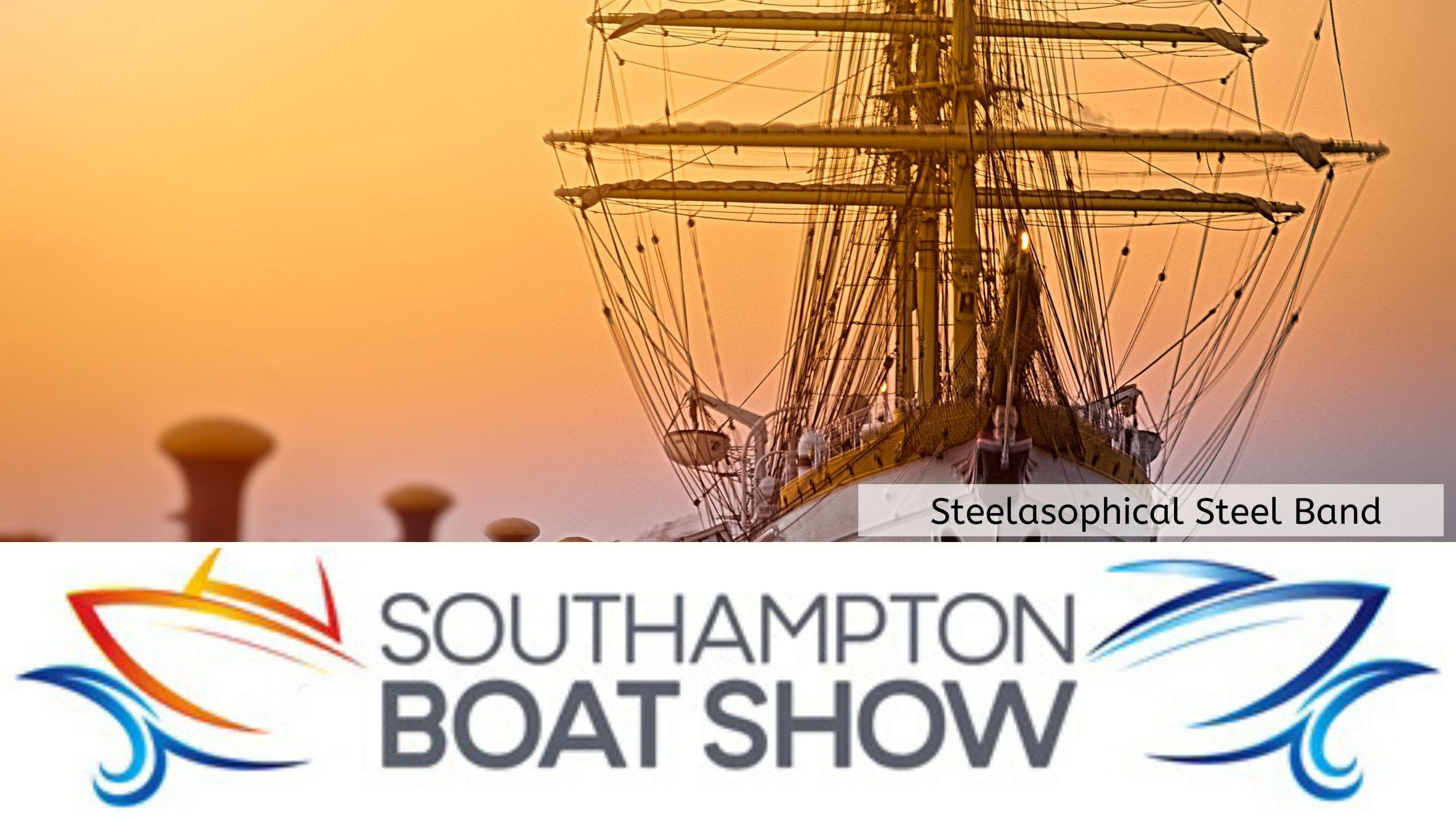 dd00 Steelasophical Steel Band Soton Southampton Boat Show YachtMarket Yacht Market