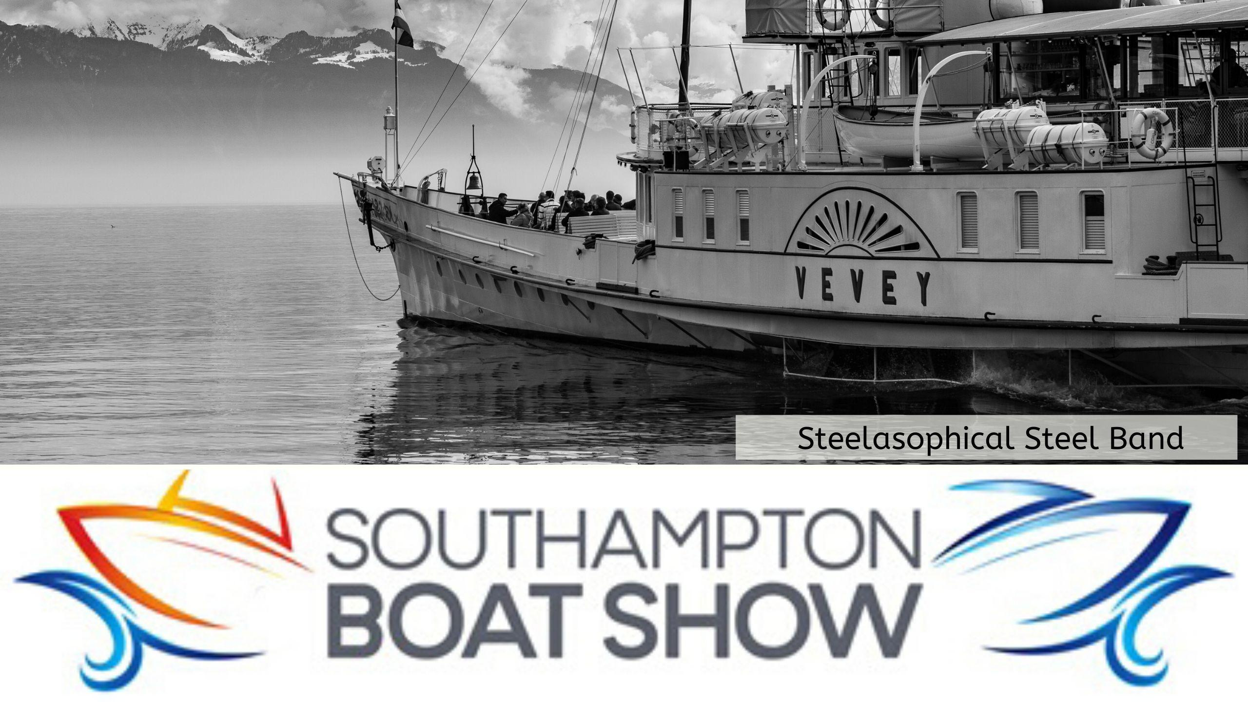 d00 Steelasophical Steel Band Soton Southampton Boat Show YachtMarket Yacht Market