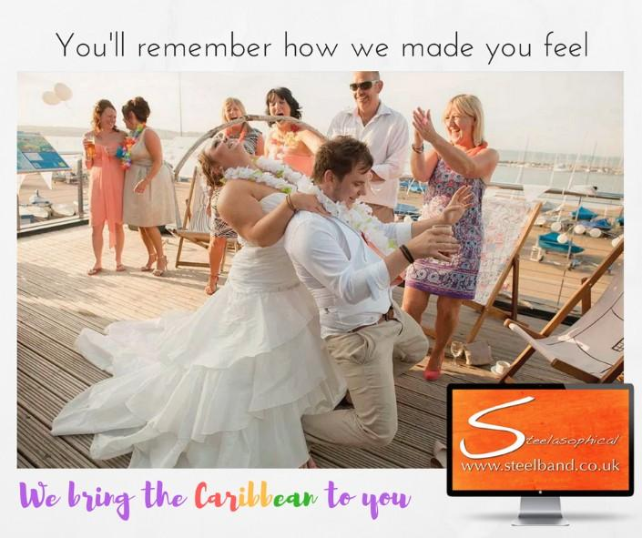 BEST EVER Wedding Advice from REAL Brides steelasophical steelband