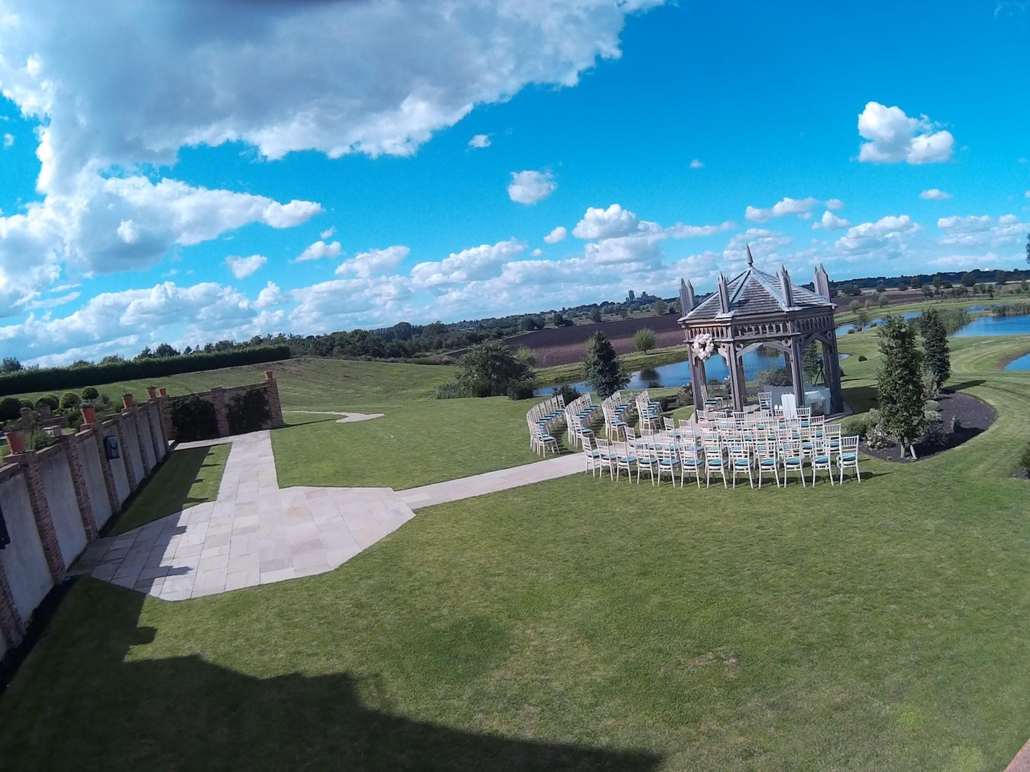 The Old Hall Ely Steelasophical Wedding Steel Band Hire
