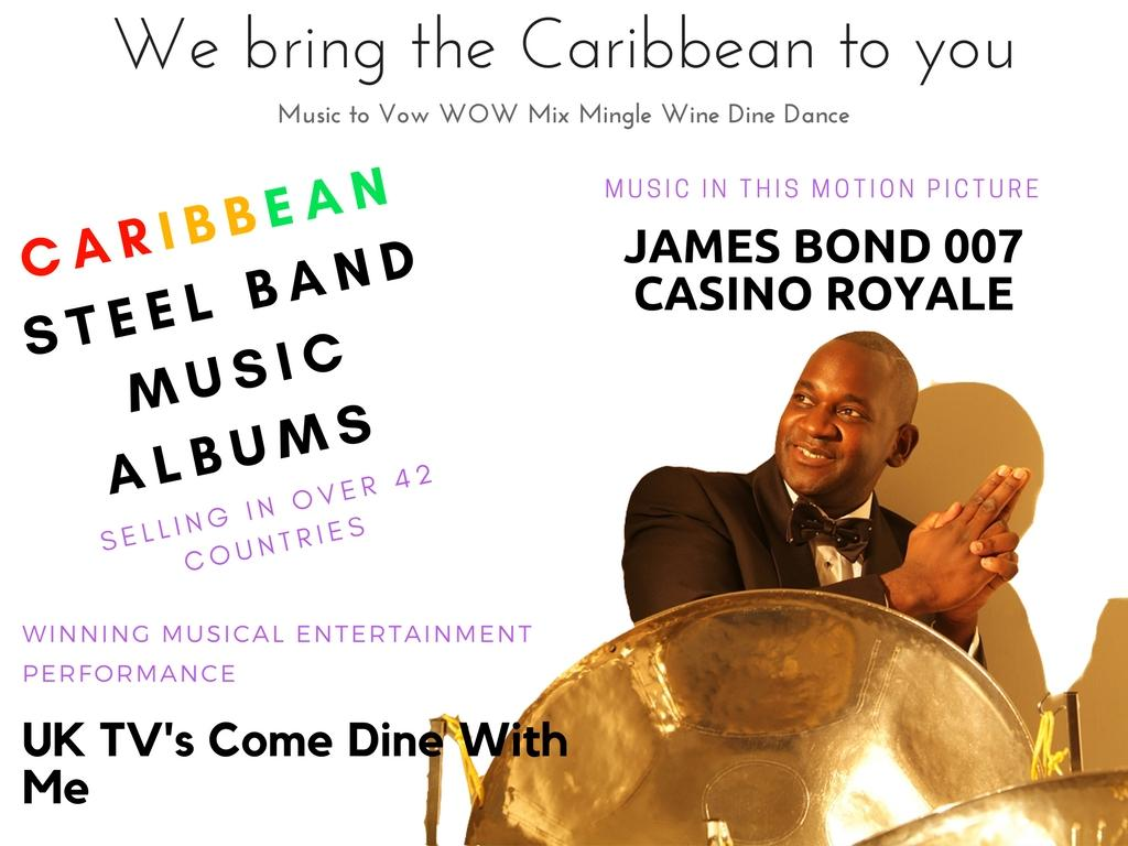 We bring the Caribbean to you