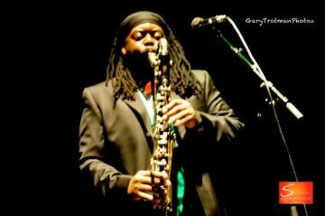 GaryTrotmanPhotoZ Courtney Pine music