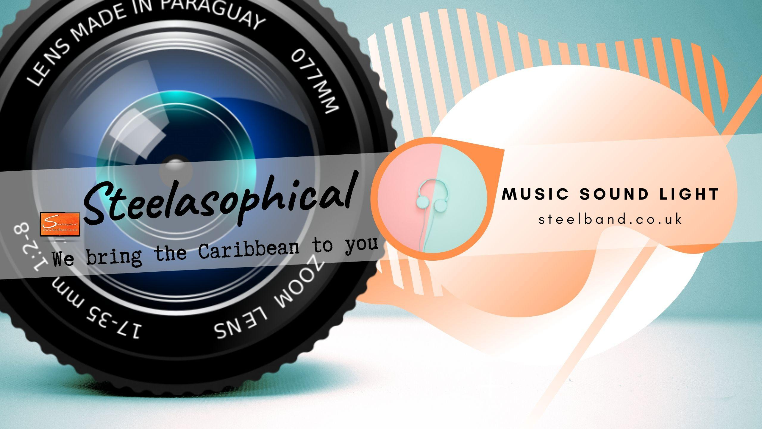 Wedding Band | Steelasophical Caribbean Musical Entertainemtn