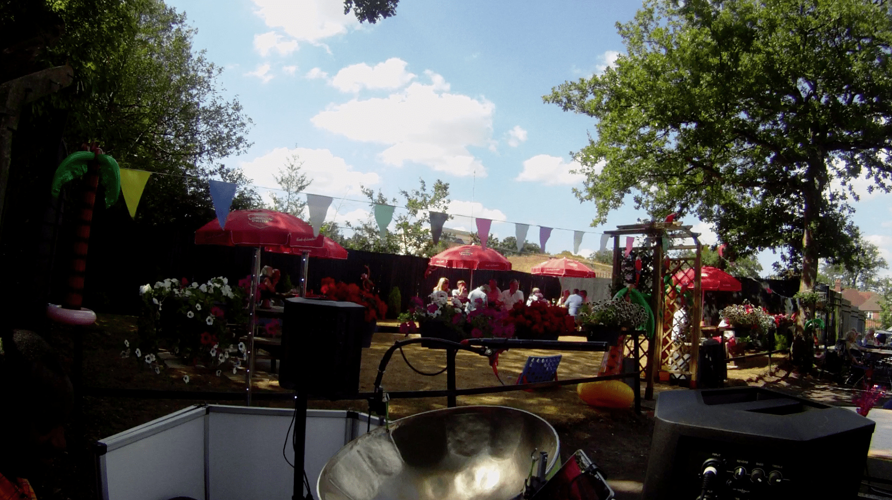 Steelasophical Steel Band Dj Sunninghill Comrades Club BBQ e