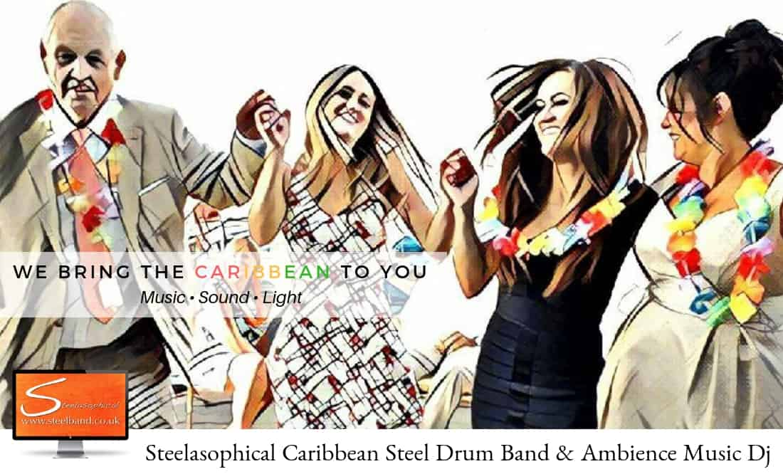 Steel band for your party 001 jersey Guernsey Chennel Islands 09