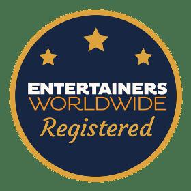 "Entertainers Worldwide Registered Steel Drum Band"""