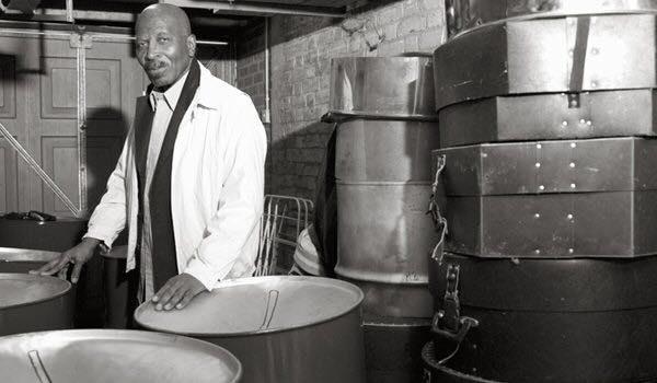 Gerald Forsyth Steel Drum Band Pioneer