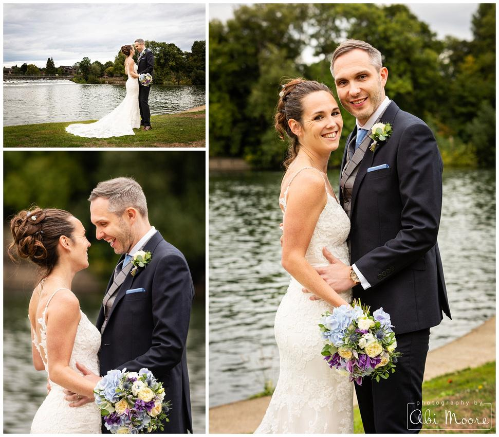 Vicky Russell's Compleat Angler Marlow wedding