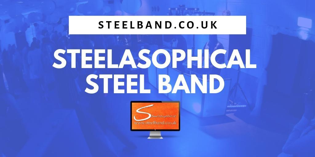 Steelasophical Caribbean SteelpanBand Buckinghamshire