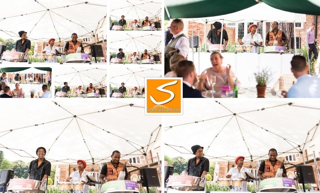 Steelasophical Wedding Steel Band Dj Musical