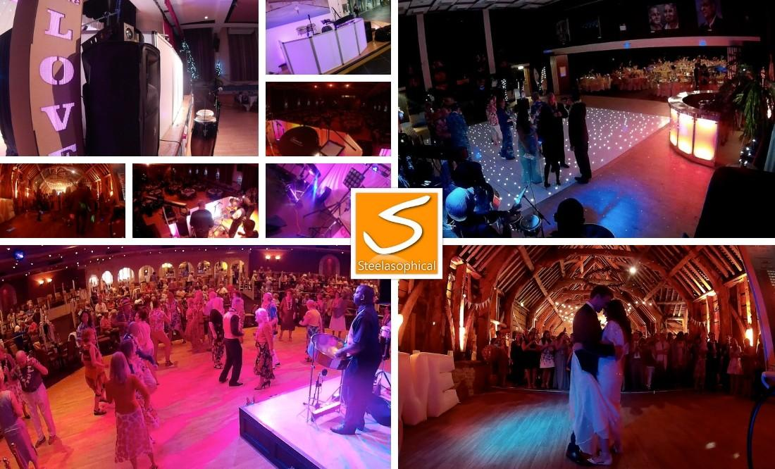 Steel Band for hire steelpan music Party wedding dancing reception