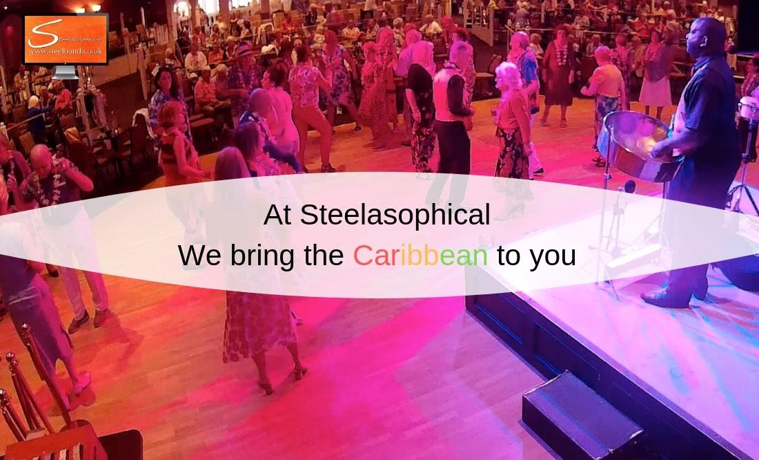 Steelasophical steel band hire 0010