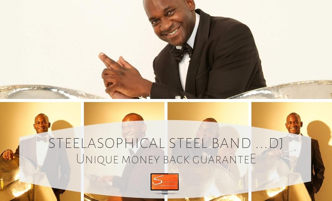 Steelasophical Leading Wedding Day Music Provider Steel Band Dj 00bn