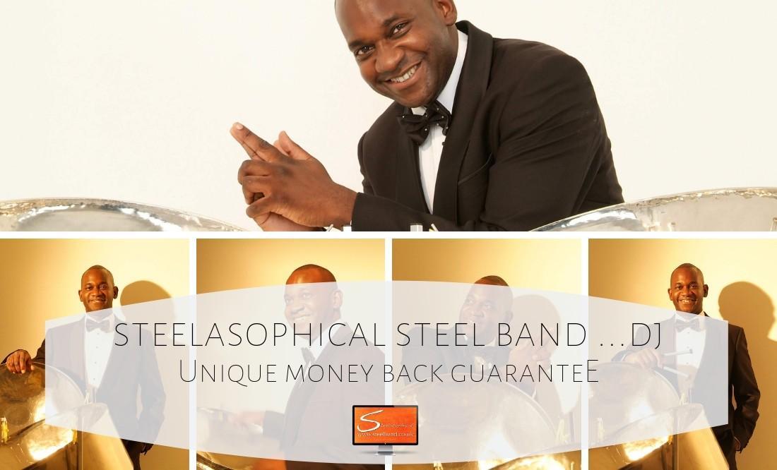 Steelasophical Leading Wedding Day Music Provider Steel Band Dj 00bn