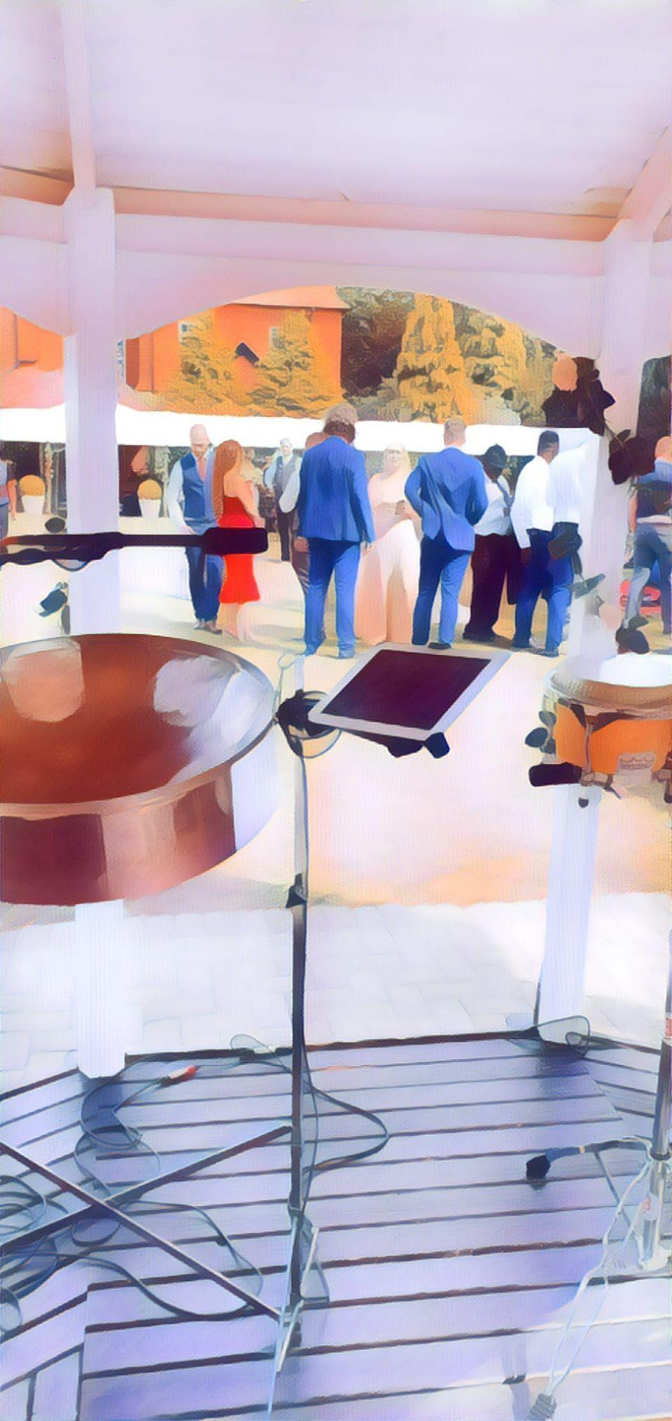 steelasophical Caribbean Steel Drums