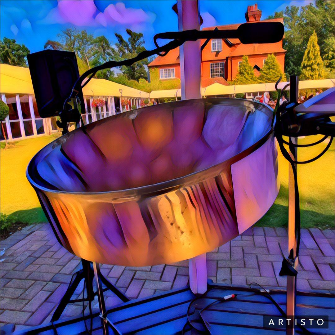 steel band Steelasophical SteelBand Caribbean Dj 01